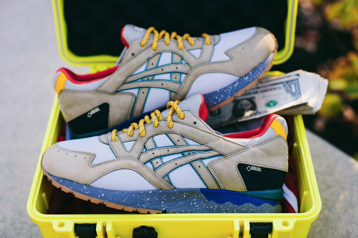 asics gel lyte v how do they fit